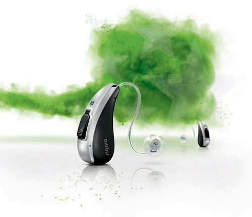 查看西门子助听器:传奇号・雷霆 7px HP套装
