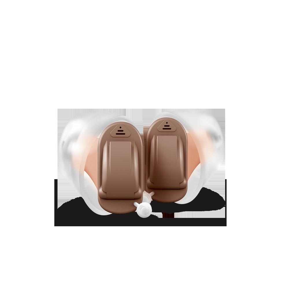 查看西门子助听器:精灵 inoX CIC 5A