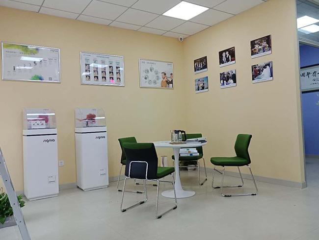 西门子助听器(南通如皋店) 验配环境展示