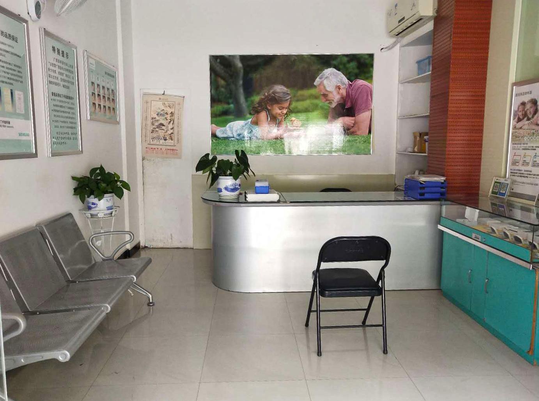 西门子助听器(百色市西园路店) 验配环境展示