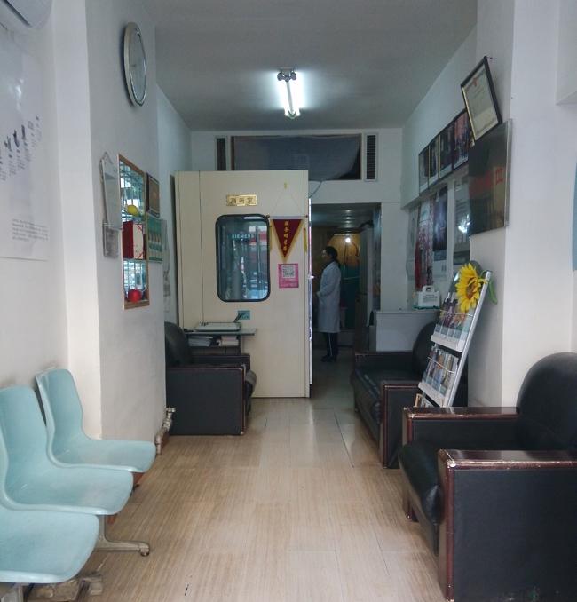丹东新玛特店 验配环境展示