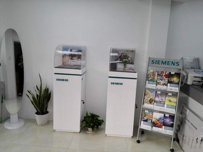 西门子助听器(南京丹凤街店) 验配环境展示